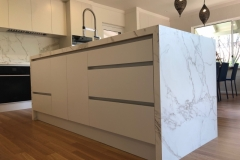 Fine By Design Cabinetry - Dekton Entzo